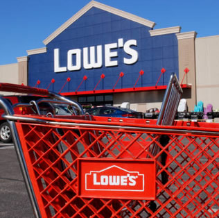 buying tools from lowes