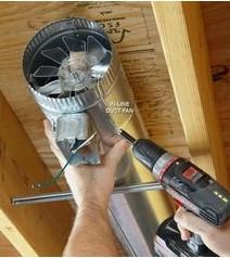 Chauffage, refroidissement, ventilation et poussière