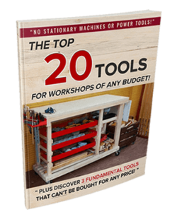 top 20 tools for any workshop